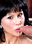 Brooklyn Lee gets her pussy screwed deep and hard from behind