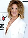 Miley Cyrus sideboob cleavage and hot legs