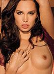 Pamela Horton shows off her hot nude body